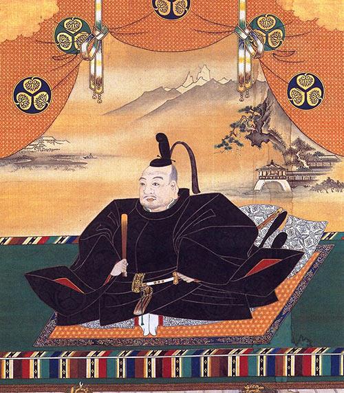Tokugawa-Ieyasu