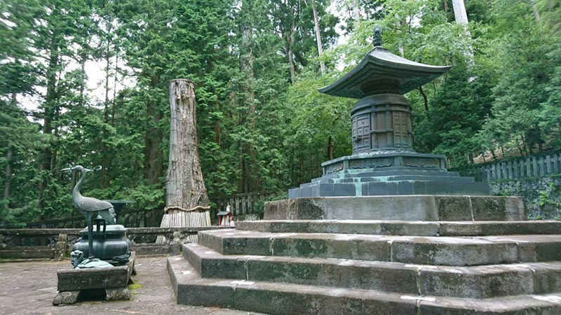 Tomb of Tokugawa Ieyasu