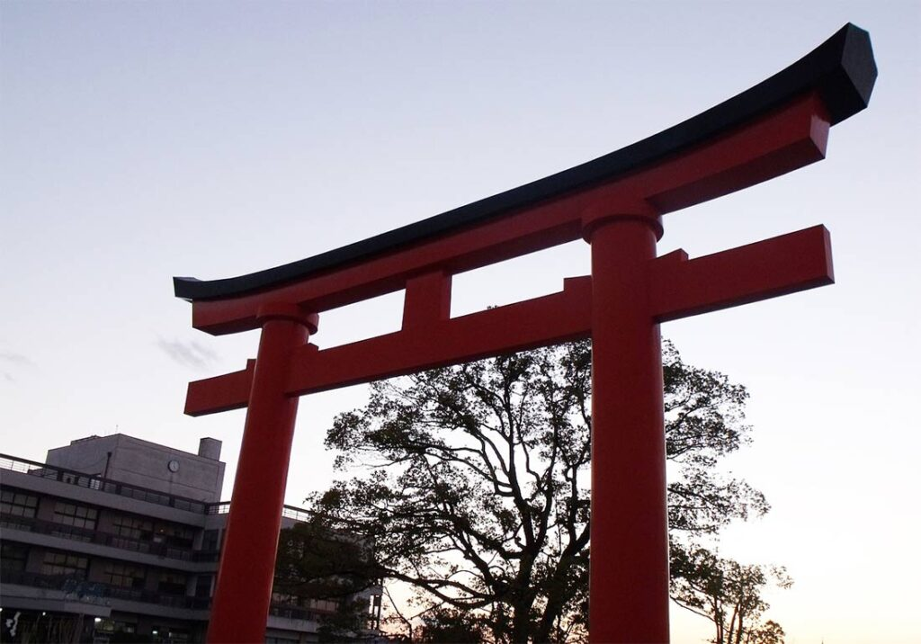 big-torii