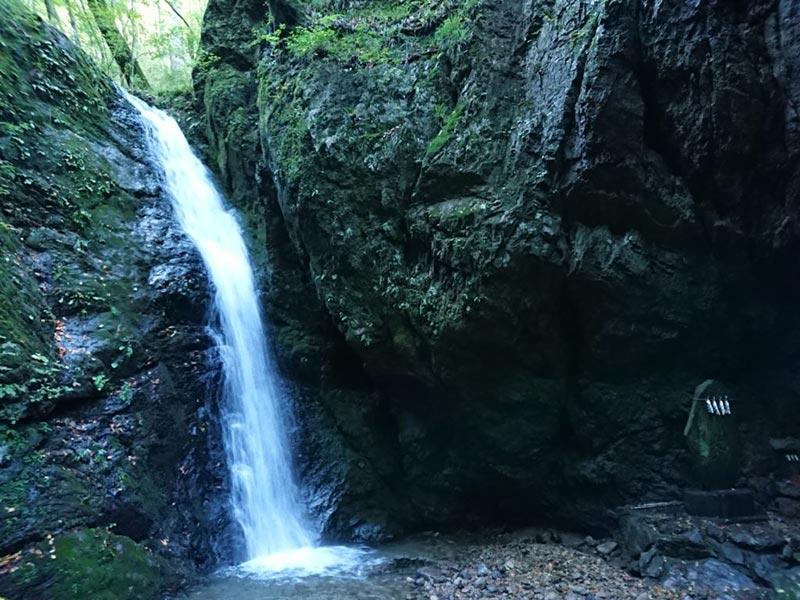 Ayahiro Water fall at MT.Mitake
