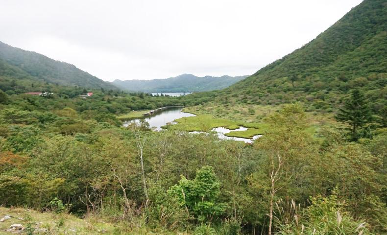 Kakumanbuchi in Mt.Akagi
