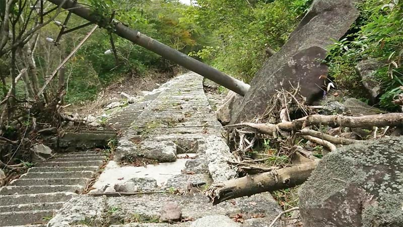 he way to Goshinsui at Mt.Akagi01