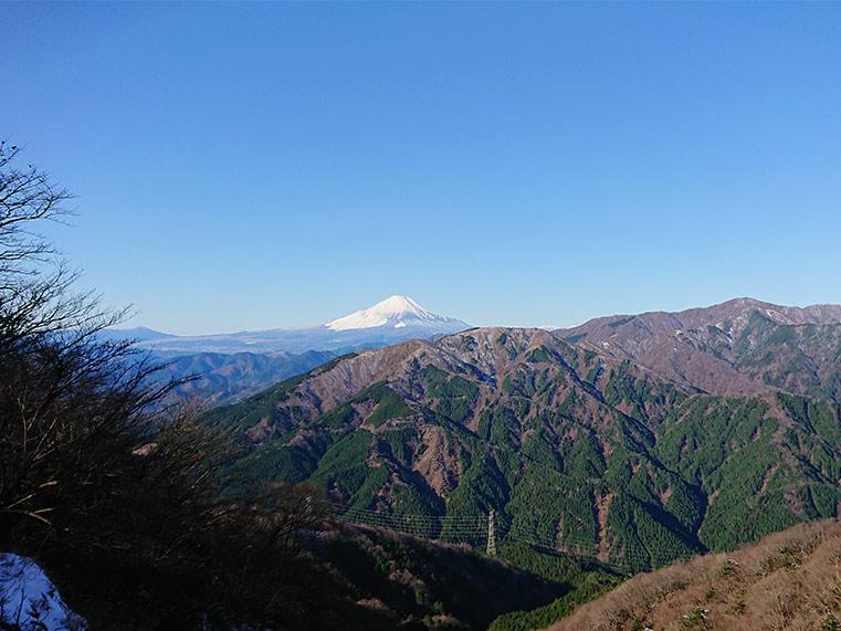 Fujimi-dai in Oyama