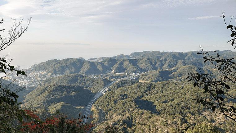 Observatory in Mt. Nokogiri