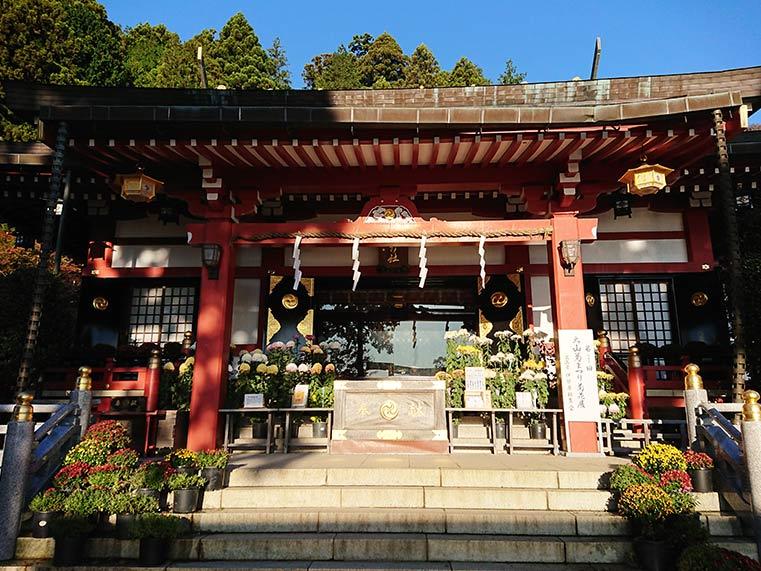Oyama-Afuri Shrine