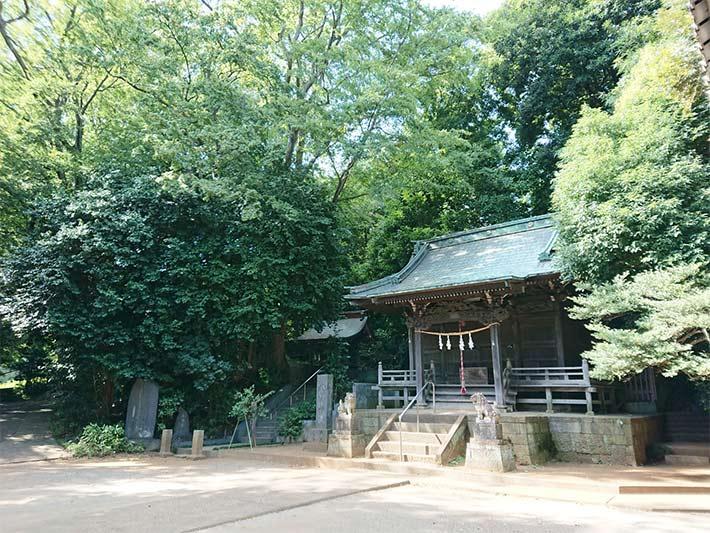 Okamoto-Hachiman Shrine
