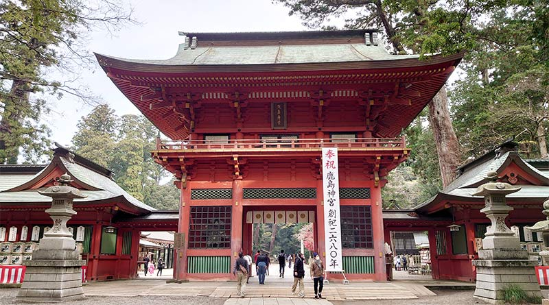 Romon - Tower gate